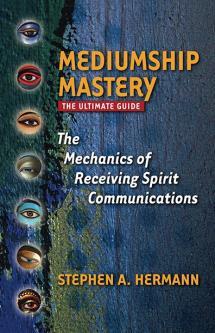 Read My Exciting New Book on Mediumship Development